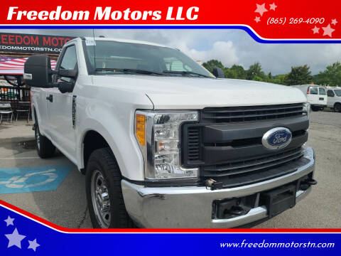 2017 Ford F-250 Super Duty for sale at Freedom Motors LLC in Knoxville TN