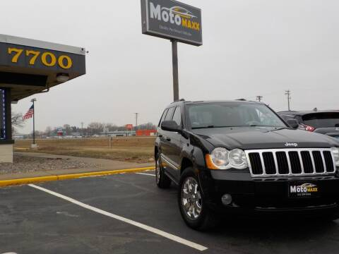 2009 Jeep Grand Cherokee for sale at MotoMaxx in Spring Lake Park MN