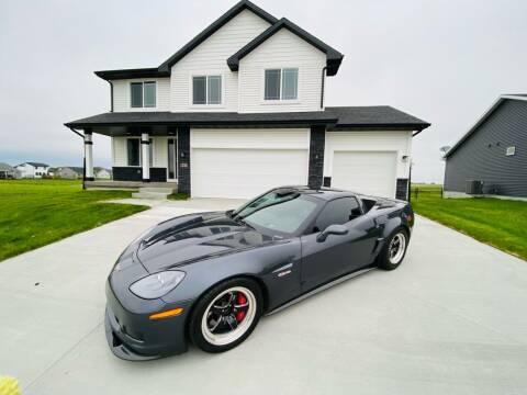 2009 Chevrolet Corvette for sale at Truck City Inc in Des Moines IA