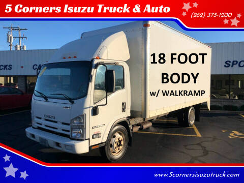 2015 Isuzu NPR-HD for sale at 5 Corners Isuzu Truck & Auto in Cedarburg WI