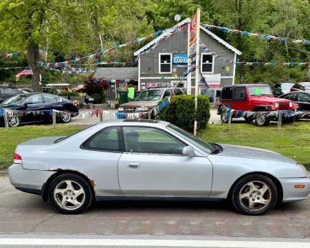 2001 Honda Prelude for sale at Korz Auto Farm in Kansas City KS