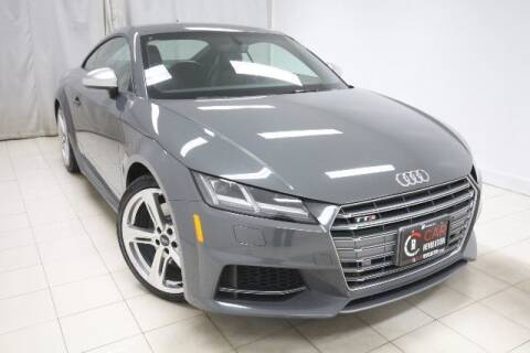 2016 Audi TTS for sale at EMG AUTO SALES in Avenel NJ