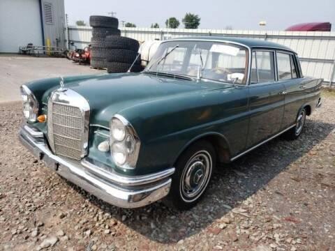 1963 Mercedes-Benz 220 Sb for sale at Vintage Car Collector in Glendale CA