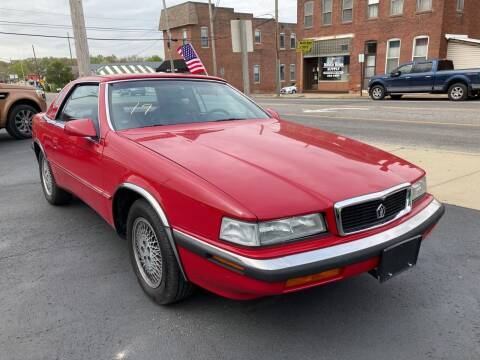 1991 Chrysler TC for sale at Savannah Motors in Belleville IL