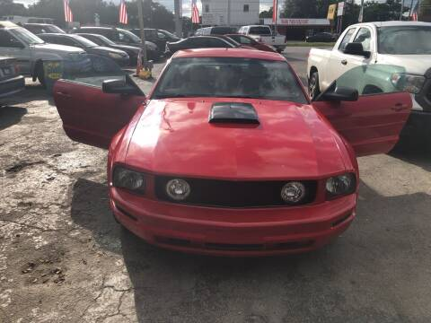 2008 Ford Mustang for sale at Auction Direct Plus in Miami FL