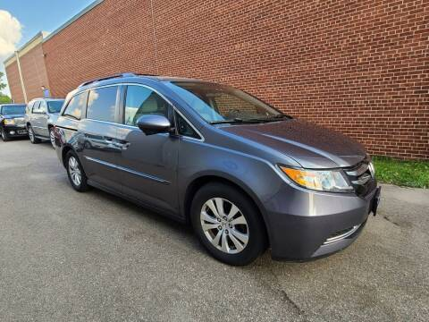 2016 Honda Odyssey for sale at Minnesota Auto Sales in Golden Valley MN