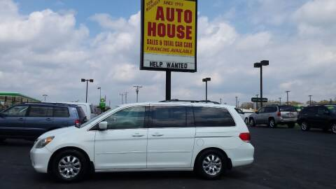 2010 Honda Odyssey for sale at AUTO HOUSE WAUKESHA in Waukesha WI