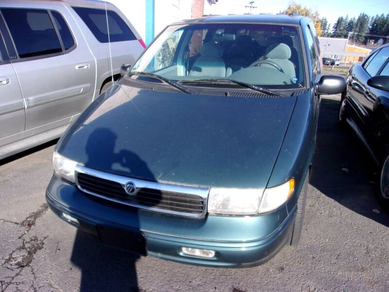 1997 Mercury Villager for sale at TOP Auto BROKERS LLC in Vancouver WA