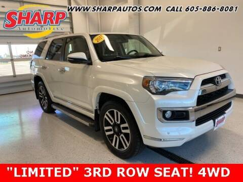 2015 Toyota 4Runner for sale at Sharp Automotive in Watertown SD