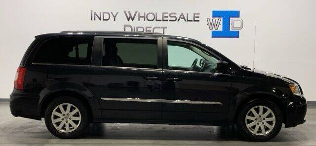 2014 Chrysler Town and Country for sale at Indy Wholesale Direct in Carmel IN