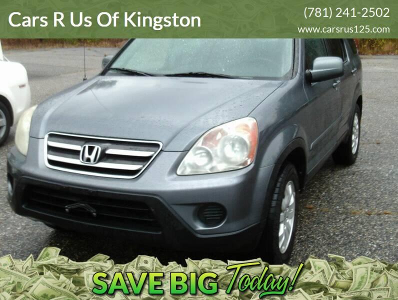 2005 Honda CR-V for sale at Cars R Us Of Kingston in Kingston NH