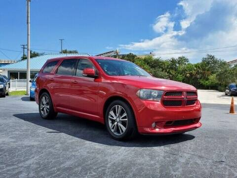 2013 Dodge Durango for sale at Select Autos Inc in Fort Pierce FL