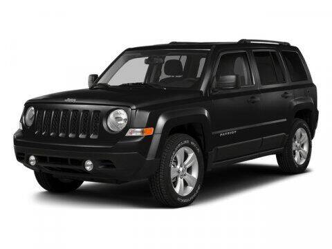 2016 Jeep Patriot for sale at TRAVERS GMT AUTO SALES - Traver GMT Auto Sales West in O Fallon MO