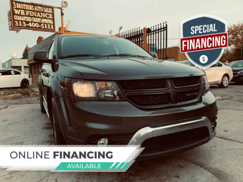 2017 Dodge Journey for sale at 3 Brothers Auto Sales Inc in Detroit MI