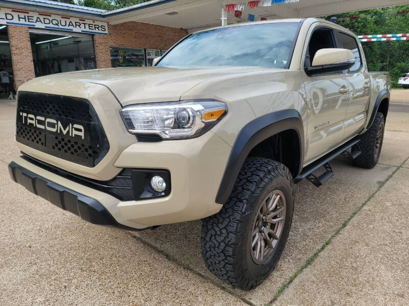 2019 Toyota Tacoma for sale at County Seat Motors in Union MO