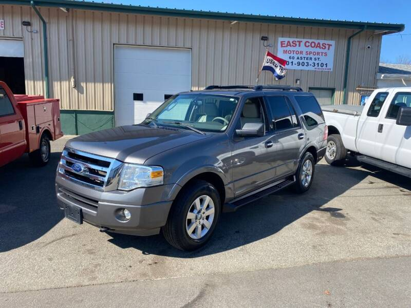 2010 Ford Expedition for sale at East Coast Motor Sports in West Warwick RI