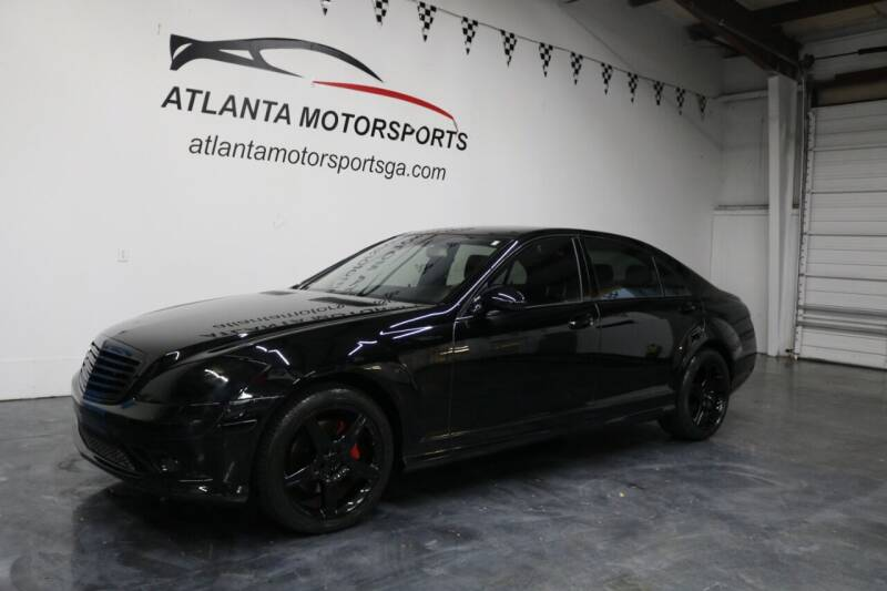 2009 Mercedes-Benz S-Class for sale at Atlanta Motorsports in Roswell GA