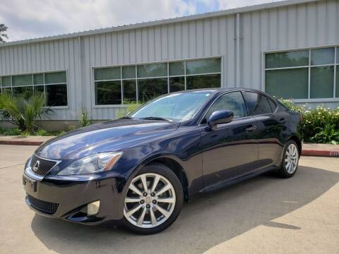 2006 Lexus IS 250 for sale at Houston Auto Preowned in Houston TX