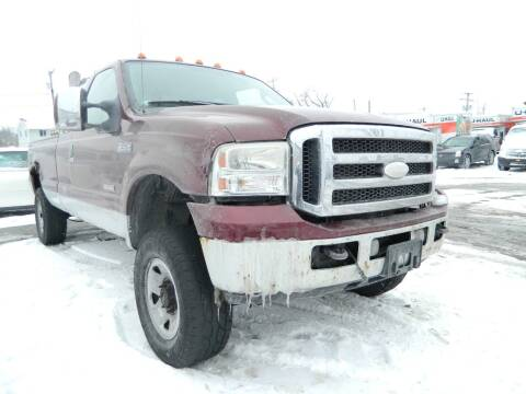 2006 Ford F-250 Super Duty for sale at Auto House Of Fort Wayne in Fort Wayne IN