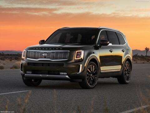 2021 Kia Telluride for sale at Xclusive Auto Leasing NYC in Staten Island NY