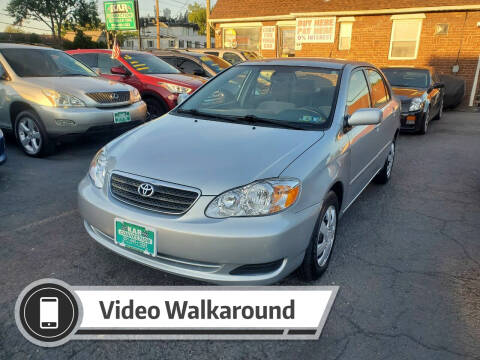 2006 Toyota Corolla for sale at Kar Connection in Little Ferry NJ