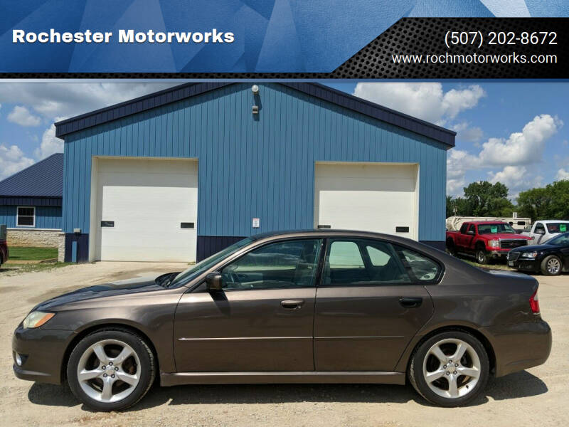 2009 Subaru Legacy for sale at Rochester Motorworks in Rochester MN