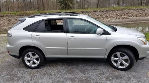 2008 Lexus RX 350 for sale at Auto Link Inc in Spencerport NY