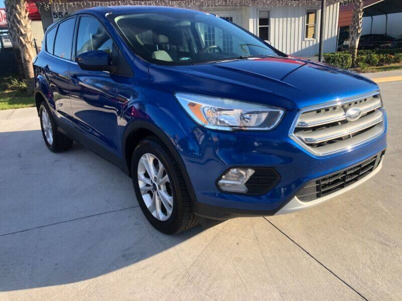 2017 Ford Escape for sale at Empire Automotive Group Inc. in Orlando FL