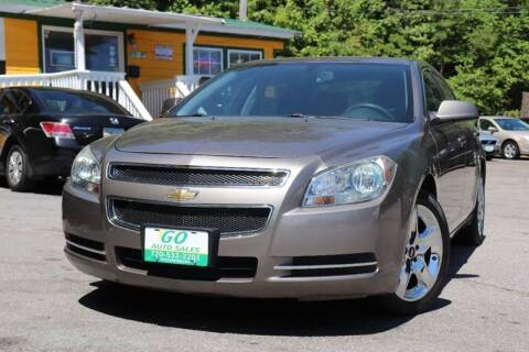 2010 Chevrolet Malibu for sale at Go Auto Sales in Gainesville GA
