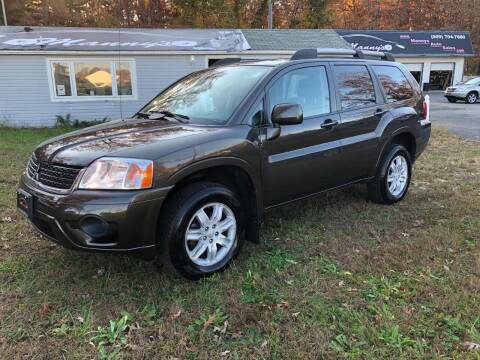 2011 Mitsubishi Endeavor for sale at Manny's Auto Sales in Winslow NJ