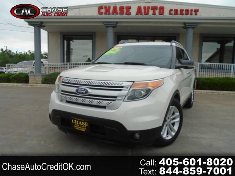 2012 Ford Explorer for sale at Chase Auto Credit in Oklahoma City OK