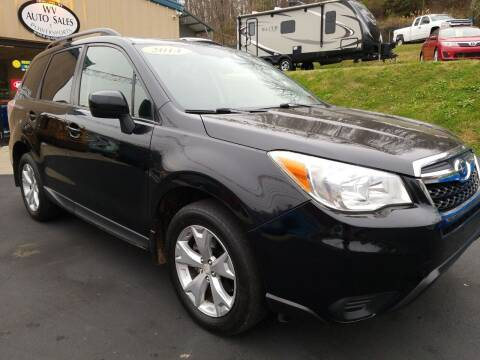 2014 Subaru Forester for sale at W V Auto & Powersports Sales in Cross Lanes WV