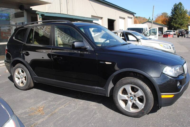 2008 BMW X3 for sale at Susquehanna Auto in Oneonta NY