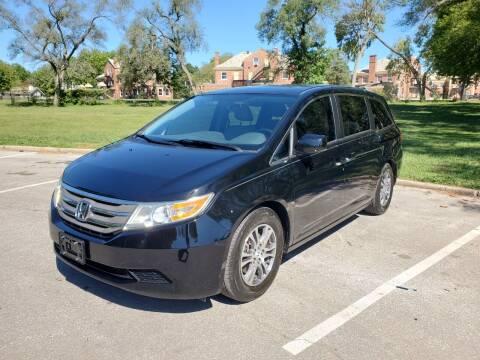 2011 Honda Odyssey for sale at RENNSPORT Kansas City in Kansas City MO