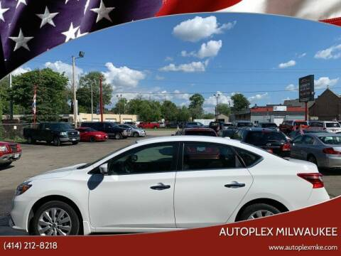 2017 Nissan Sentra for sale at Autoplex Milwaukee in Milwaukee WI