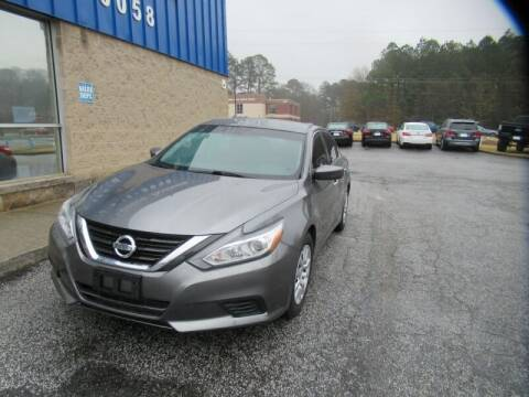 2017 Nissan Altima for sale at Southern Auto Solutions - 1st Choice Autos in Marietta GA