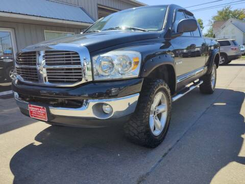 2008 Dodge Ram Pickup 1500 for sale at Habhab's Auto Sports & Imports in Cedar Rapids IA