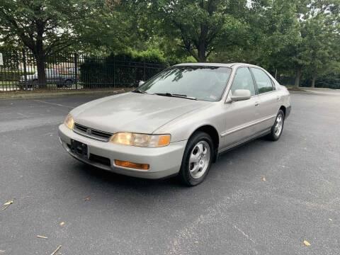 1997 Honda Accord for sale at Wheel Deal Auto Sales LLC in Norfolk VA