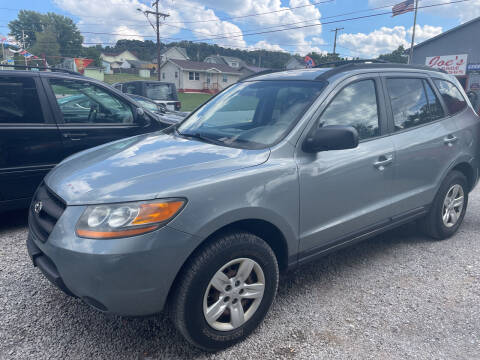 2009 Hyundai Santa Fe for sale at Trocci's Auto Sales in West Pittsburg PA