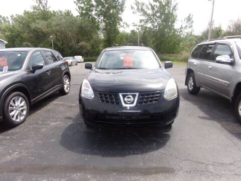 2010 Nissan Rogue for sale at Pool Auto Sales Inc in Spencerport NY