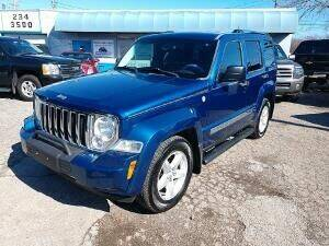2010 Jeep Liberty for sale at Cj king of car loans/JJ's Best Auto Sales in Troy MI