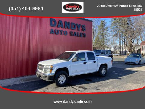 2005 Chevrolet Colorado for sale at Dandy's Auto Sales in Forest Lake MN