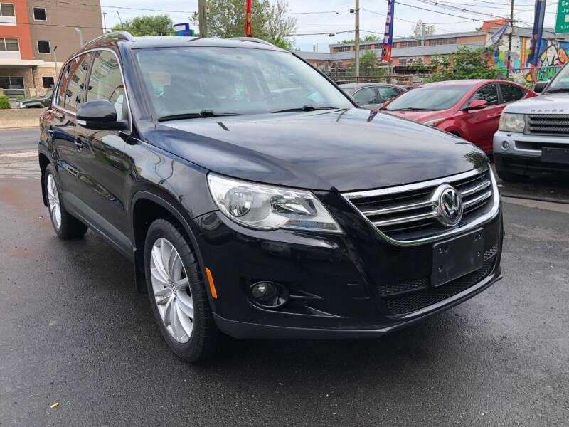 2011 Volkswagen Tiguan for sale at Exotic Automotive Group in Jersey City NJ