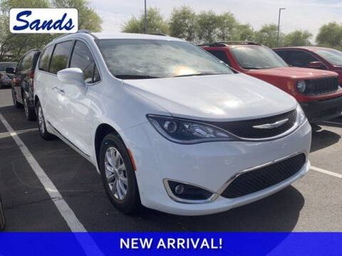 2018 Chrysler Pacifica for sale at Sands Chevrolet in Surprise AZ