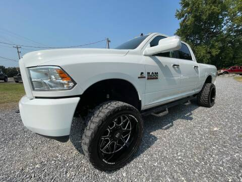 2016 RAM Ram Pickup 2500 for sale at Priority One Auto Sales - Priority One Diesel Source in Stokesdale NC
