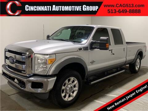 2012 Ford F-250 Super Duty for sale at Cincinnati Automotive Group in Lebanon OH