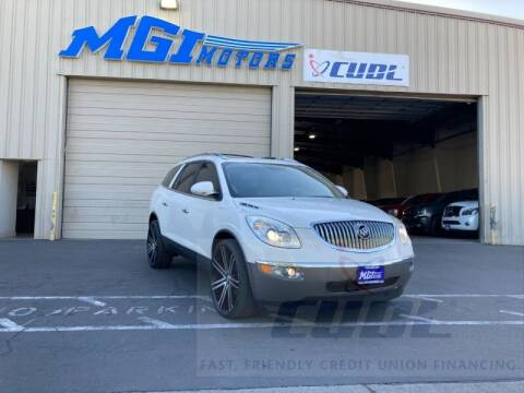 2008 Buick Enclave for sale at MGI Motors in Sacramento CA
