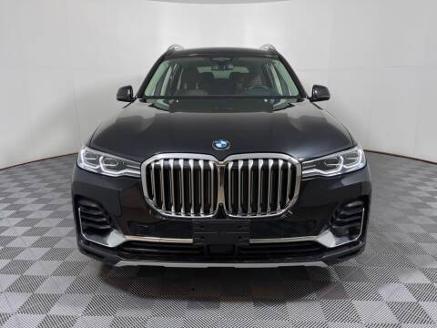 2019 BMW X7 for sale at CU Carfinders in Norcross GA
