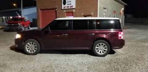 2011 Ford Flex for sale at DANVILLE AUTO SALES in Danville IN