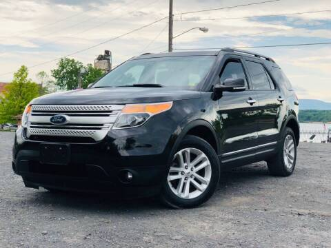 2012 Ford Explorer for sale at Y&H Auto Planet in West Sand Lake NY